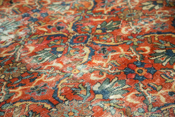 Vintage Mahal Carpet Large Room Size Rug