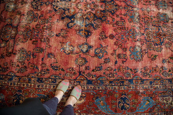 Antique Fine Lilihan Carpet