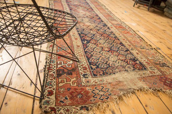 Antique Kurdish Hamadan Rug Runner
