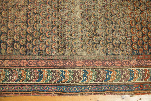 Antique Caucasian Soumac Rug Runner