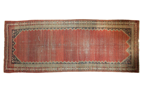 Antique Early 20th Century Malayer Rug Runner