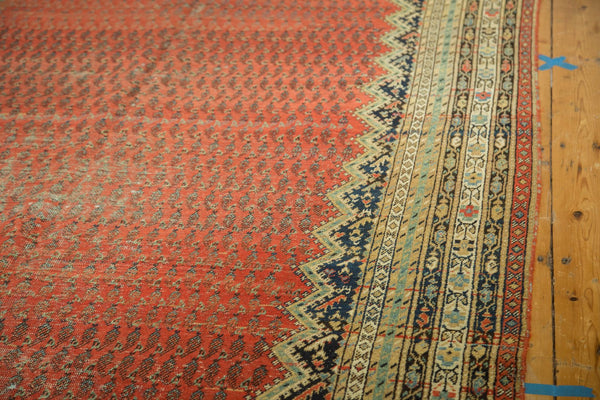 6.5x16.5 Antique Malayer Rug Runner - Old New House