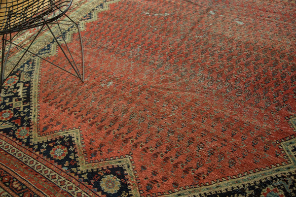Antique Malayer Rug Runner Early 20th century