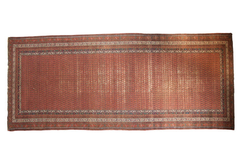 7x16 Antique Malayer Rug Runner // ONH Item 4070