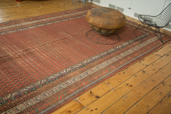 Antique Persian Malayer Long Rug Runner