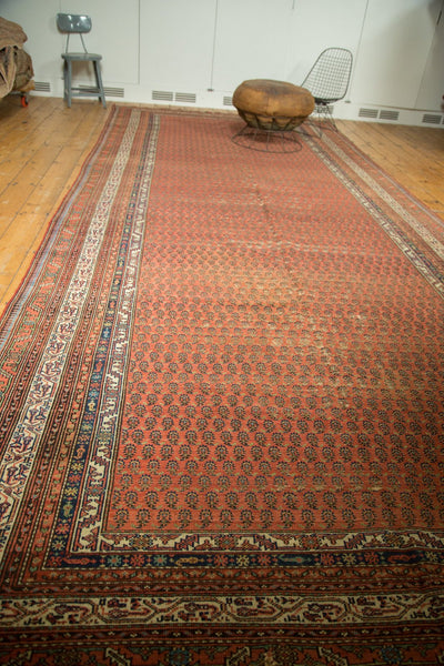 Antique Malayer Rug Runner / Item 4070 image 4