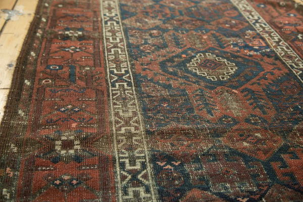 Long Antique Belouch Rug Runner