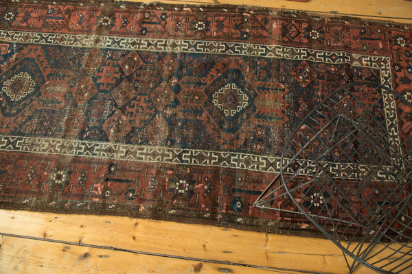 Antique Belouch Rug Runner Circa 1900