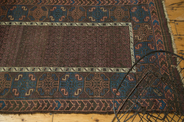 Antique Fine Belouch Rug / Item 4075 image 4