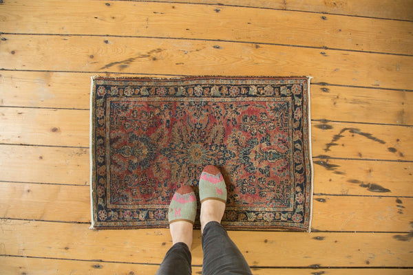 Antique Lilihan Rug Mat