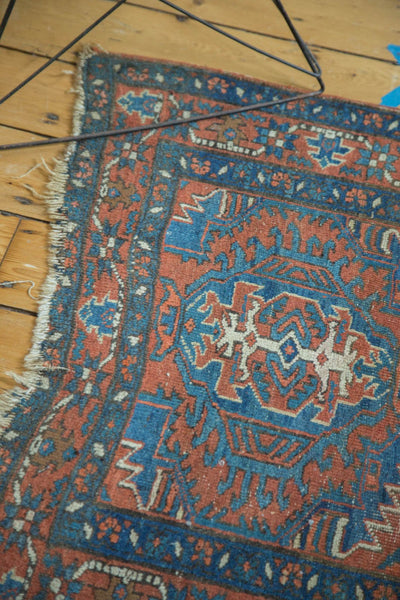 Antique Fine Heriz Rug / Item 4138 image 6