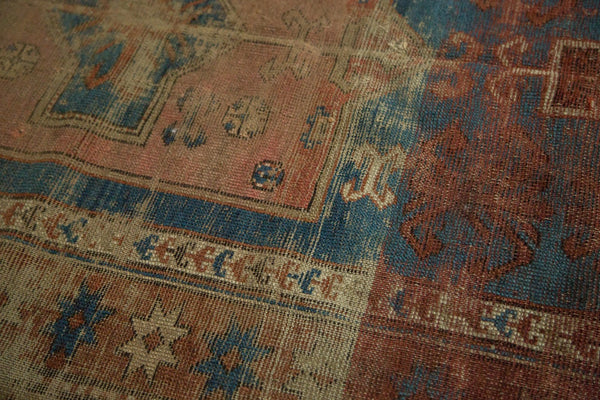 Antique Prayer Kazak Rug
