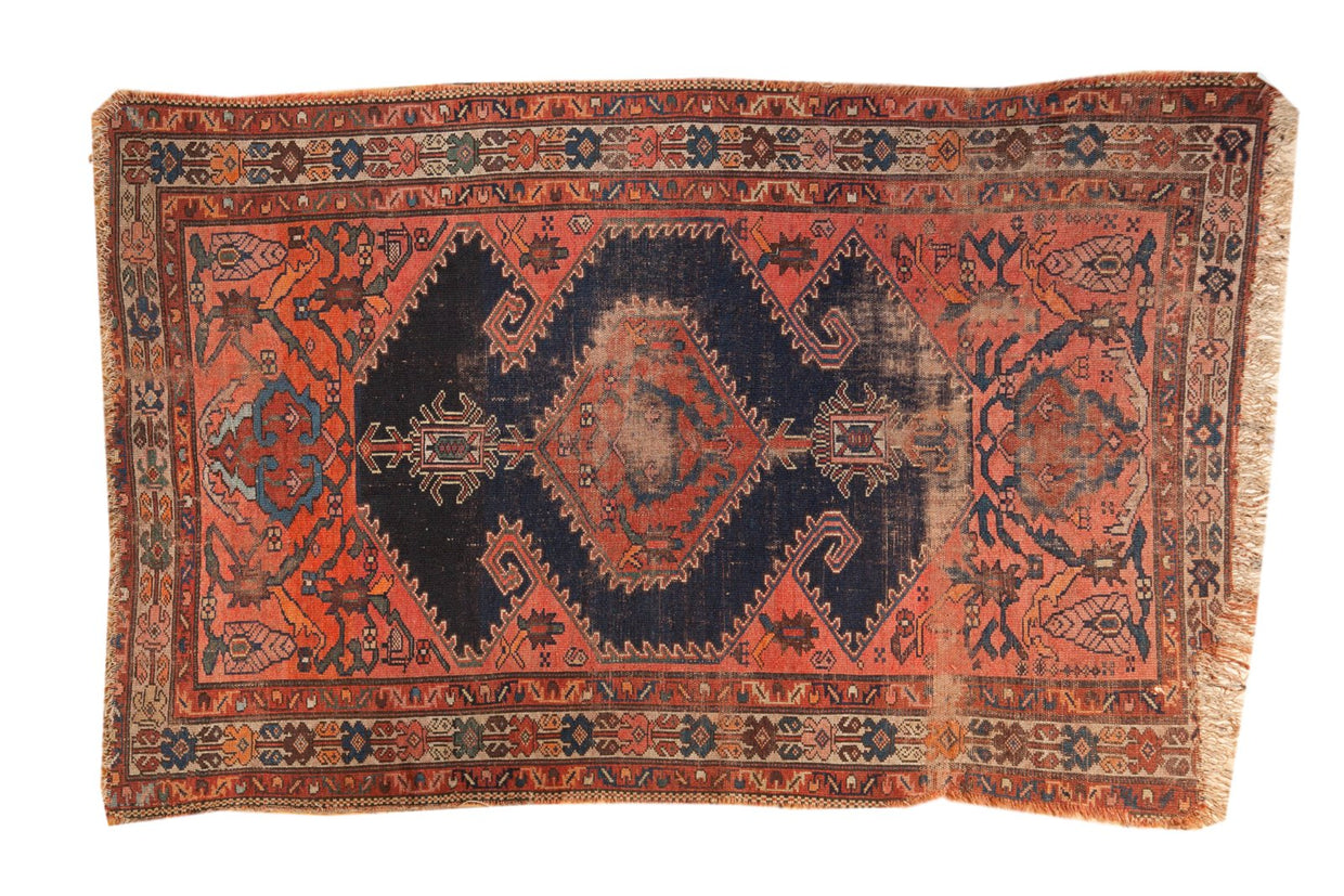 Antique Fine Malayer Rug
