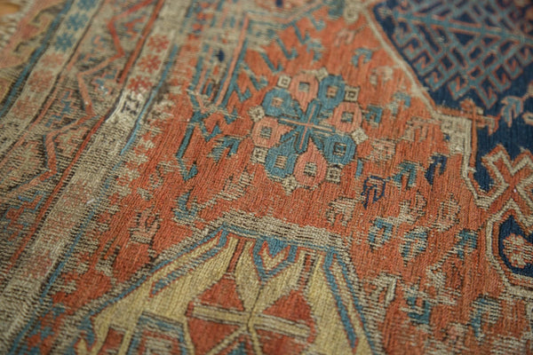 Antique Caucasian Soumac Carpet