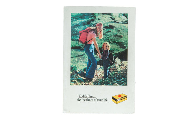 For the Times of Your Life Mother and Child Kodak Print 1970s Kodak Film Advertisement