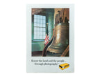 Liberty Bell, Philadelphia, PA, Kodak Print Vintage 1970s Kodak Film Advertisement