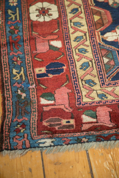 Antique Kurdish Rug Fragment