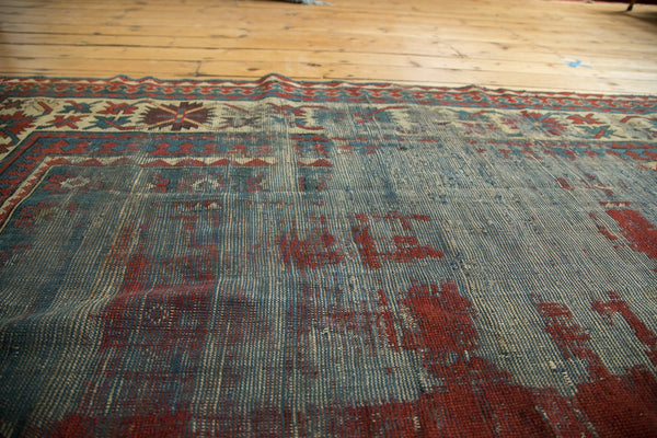 Antique Kazak Rug Runner / Item 4396 image 4