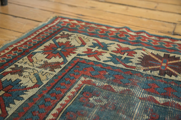 Antique Kazak Rug Runner / Item 4396 image 5