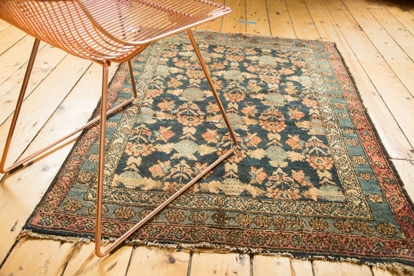 Antique Malayer Square Rug / Item 4398 image 3