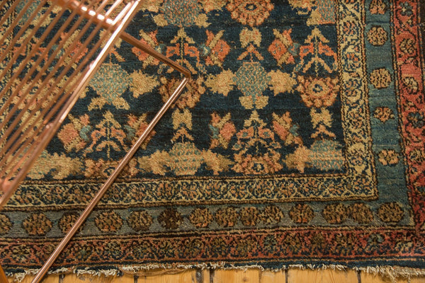 Antique Malayer Square Rug / Item 4398 image 4