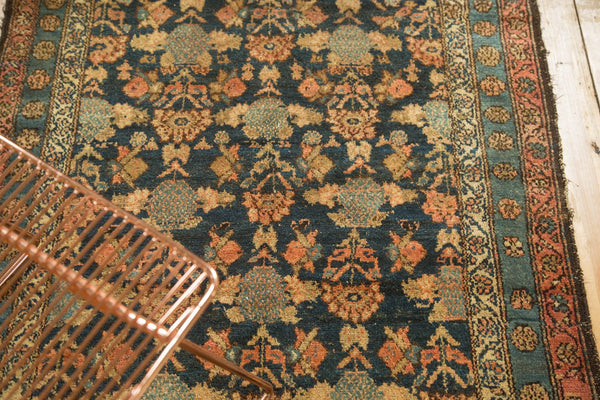 Antique Malayer Square Rug / Item 4398 image 5