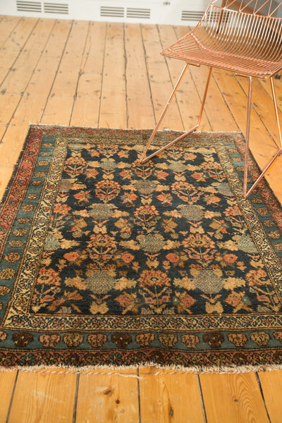Antique Malayer Square Rug / Item 4398 image 6