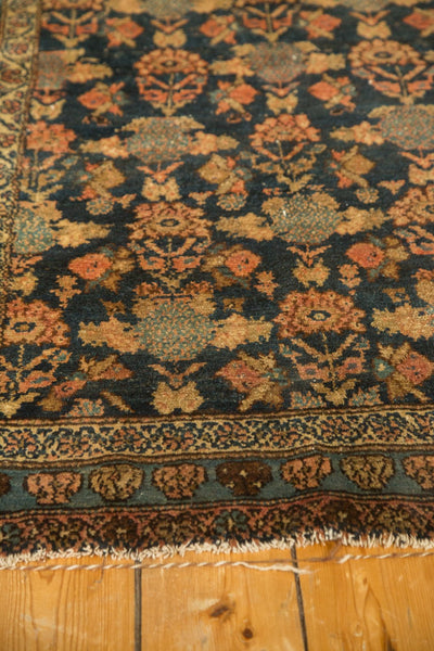 Antique Malayer Square Rug / Item 4398 image 7