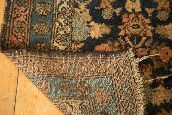 Antique Malayer Square Rug / Item 4398 image 8