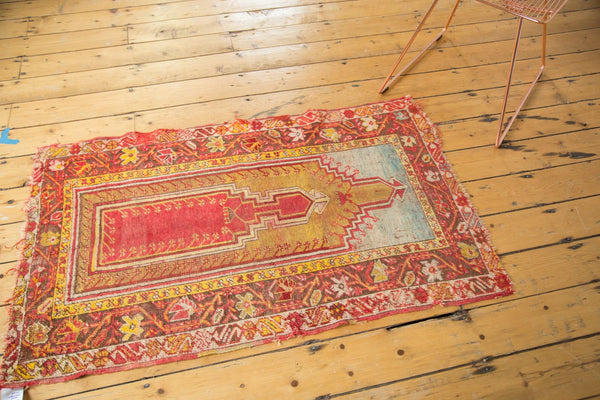 Antique Mudjur Rug