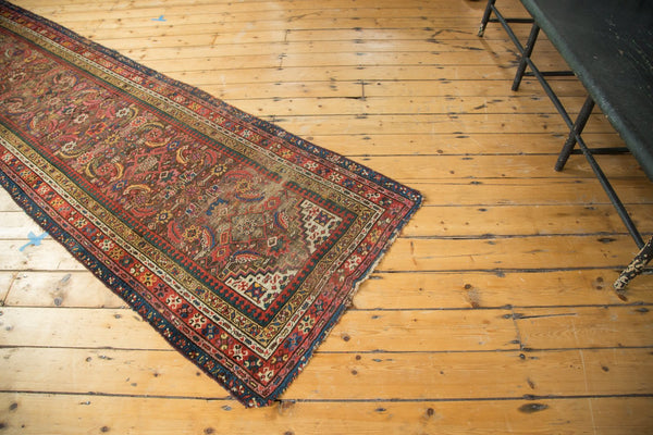 Antique Karabagh Rug Runner / Item 4406 image 6