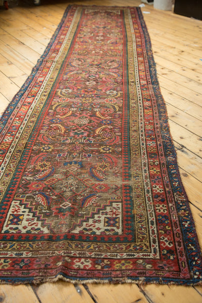 Antique Karabagh Rug Runner / Item 4406 image 7