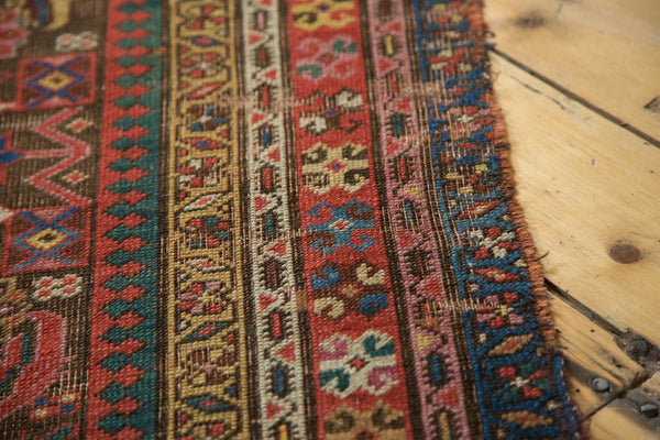 Antique Karabagh Rug Runner / Item 4406 image 9