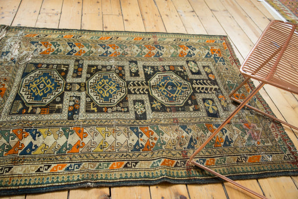 Antique Caucasian Rug
