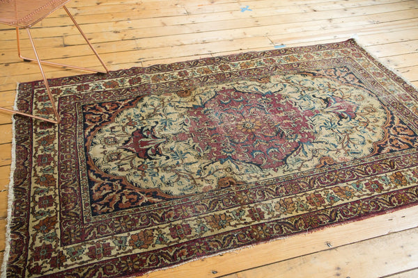 Antique Kermanshah Rug / Item 4621 image 5