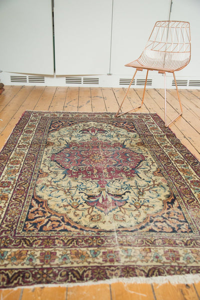Antique Kermanshah Rug / Item 4621 image 7