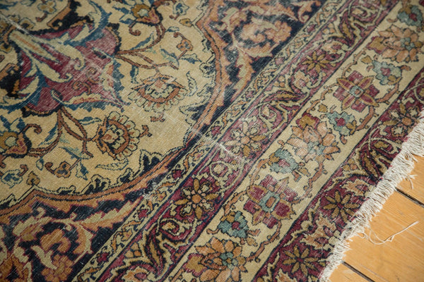 Antique Kermanshah Rug / Item 4621 image 8