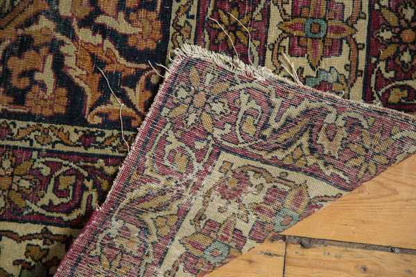 Antique Kermanshah Rug / Item 4621 image 9