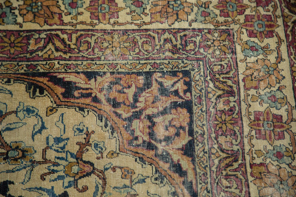 Antique Kermanshah Rug / Item 4621 image 10