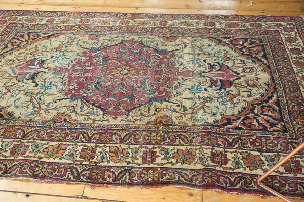 Antique Kermanshah Rug / Item 4621 image 11