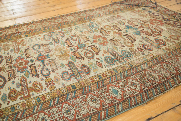 Antique Caucasian Perpedil Rug