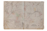 Vintage Hopkins Map of Town of North Salem Purdys