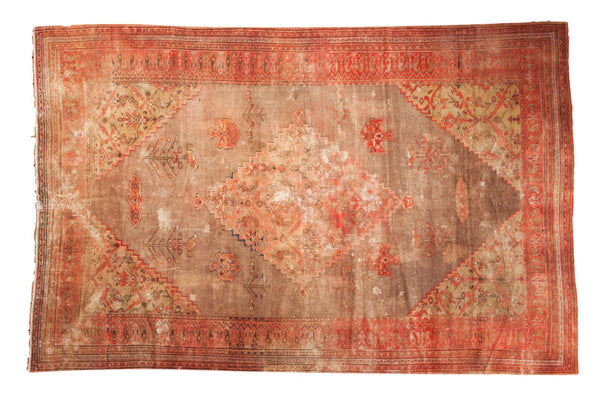 6' x 9' Antique Doroksh Carpet / Item 4751 image 1