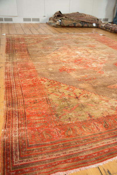 Antique Doroksh Carpet / Item 4751 image 5