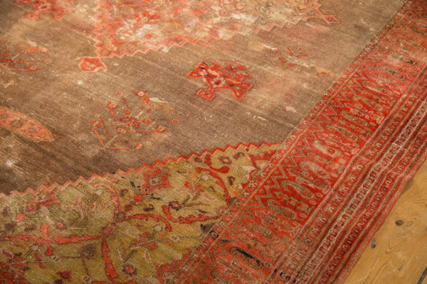 Antique Doroksh Carpet / Item 4751 image 7