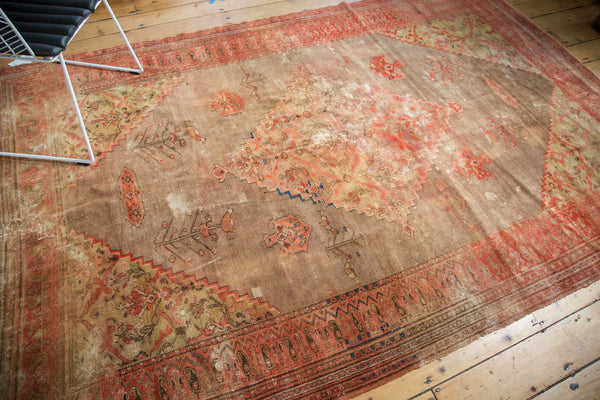 Antique Doroksh Carpet / Item 4751 image 15