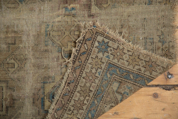Antique Chi Chi Square Rug Mat / Item 4963 image 9