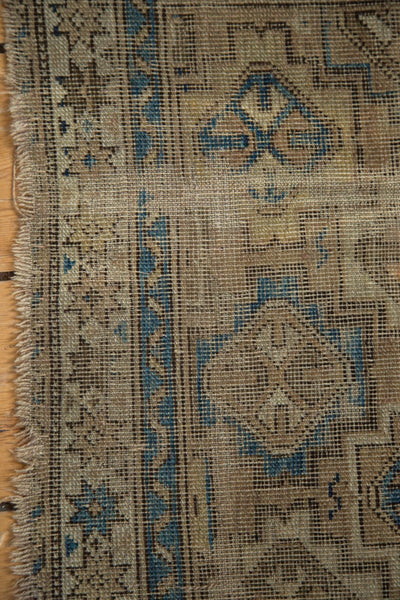 Antique Chi Chi Square Rug Mat / Item 4963 image 11