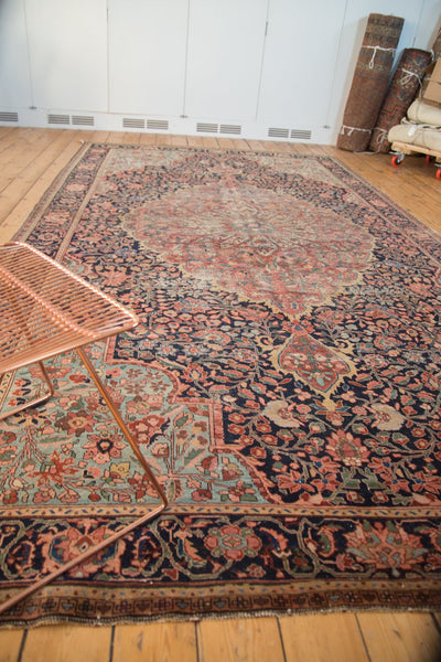 Antique Farahan Sarouk Rug Runner / Item 4964 image 3