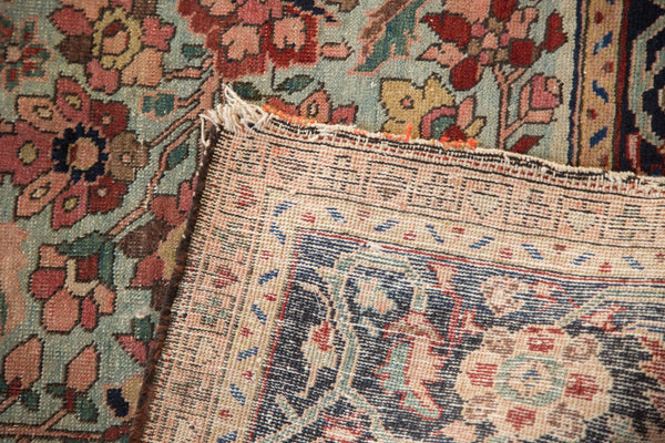 Antique Farahan Sarouk Rug Runner / Item 4964 image 8